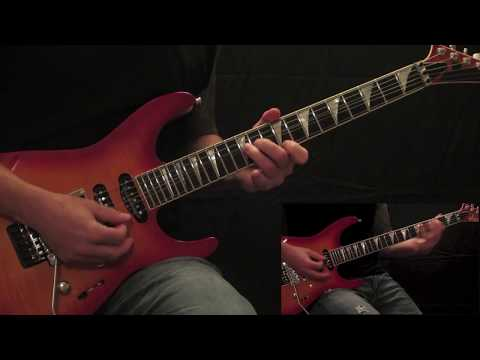 Queensryche - Jet City Woman - Guitar Lesson (Intro)