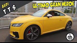 Audi TTS - Último gran héroe