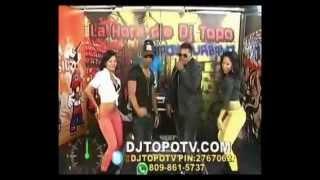 Mr.Franco y Lwis BD Interpretando los Temas @ Bultero y Te Llenaste de Odio en la Hora de DJ Topo