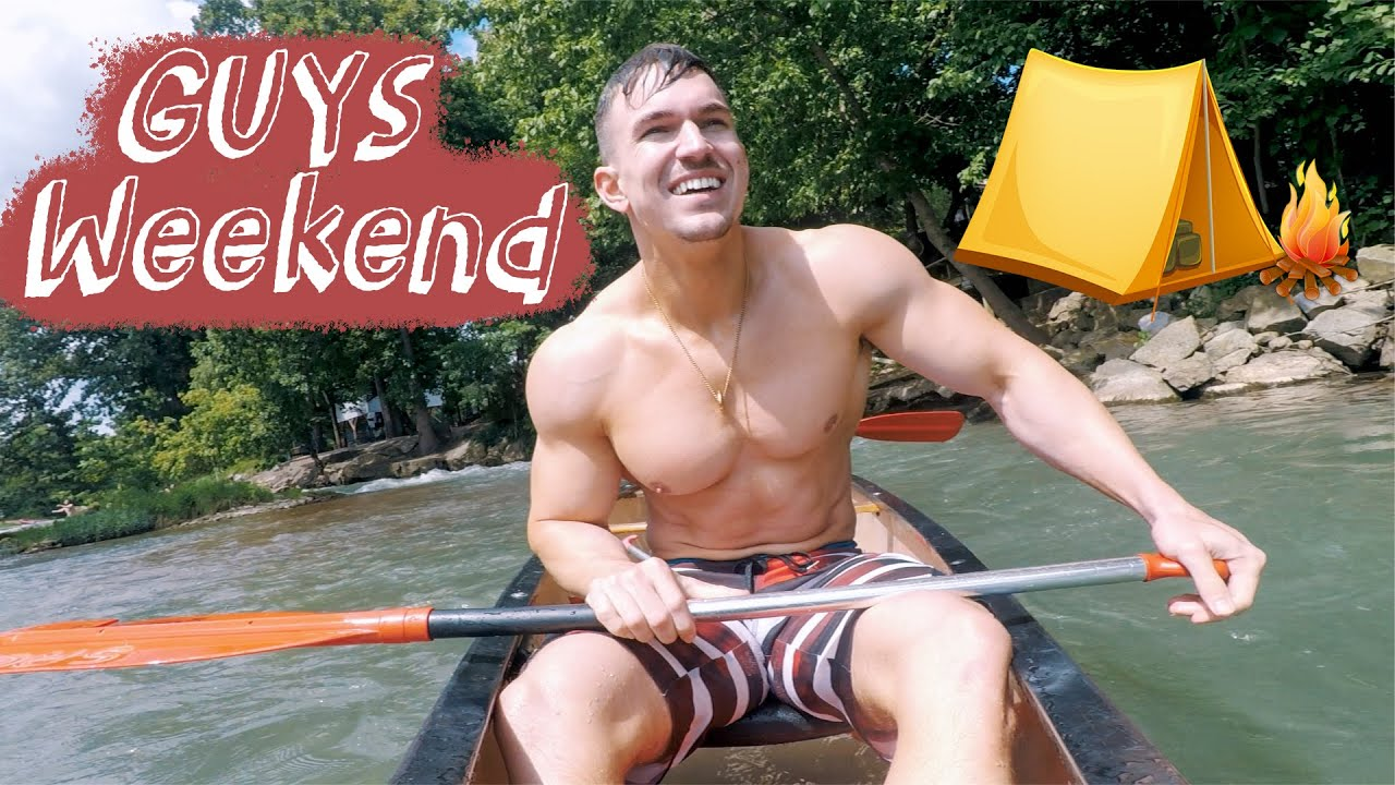 GUYS WEEKEND | CAMPING TRIP | SPRING RIVER, AR