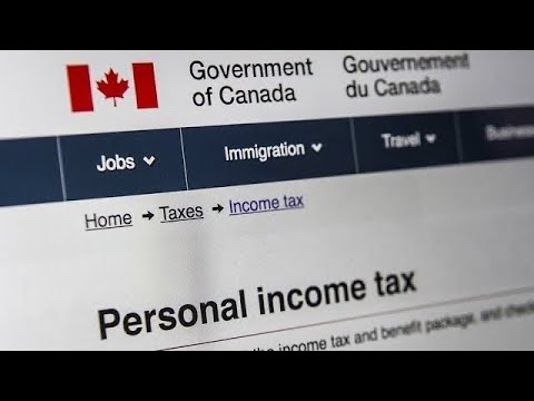 How To File Taxes For FREE In Canada? | Creating CRA Account