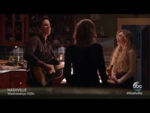 Nashville  Deacon Chip Esten, Scarlett Clare Bowen and Beverly Dana WheelerNicholson Sing
