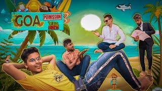 Goa Permission || Vacation Trip Comedy Video - Kaminey Frendzz