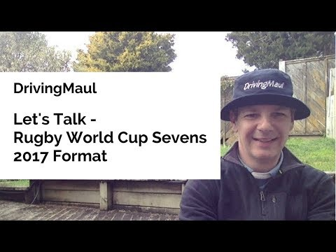 Rugby World Cup Sevens 2017 Format
