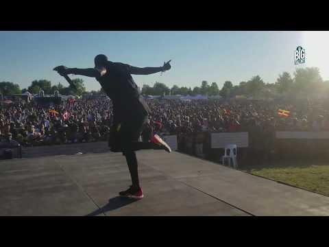 Eddy Kenzo, The Band & Triplets Ghetto Kids Live at Afro Fest Toronto 2018 thumbnail