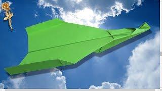 Origami : Avion qui vole très bien et très loin