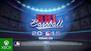 ID@Xbox @GDC: R.B.I. Baseball 15