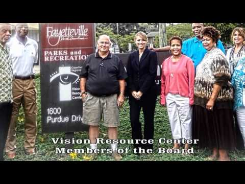 """The Vision Resource Center """"Love Is Blind"""""""