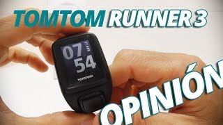 TomTom Runner 3: opinión