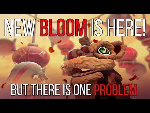 Dota 2 New bloom is here! Sadly, there are problems... thumbnail