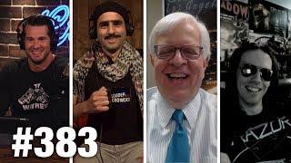 #383 MEDIA'S MCCAIN REVERSAL! Raz0rFist, Dennis Prager, Remy Munasifi Guest | Louder With Crowder