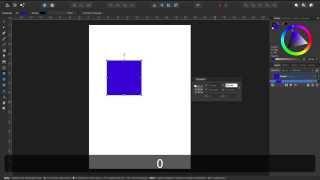 Affinity Designer - Teil 5: Objekte millimetergenau platzieren