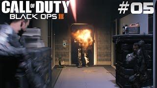 Call of Duty: Black Ops 3 #05 - Verrat? - Let's Play Deutsch HD