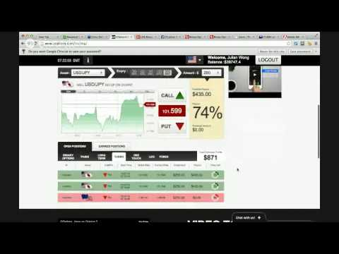 Cheap binary options trading