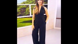Roberta Acácio – Macacão Elegance