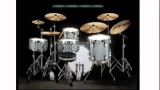 Manisnya Negeriku - Pujiono Virtual Drum Cover