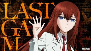 Steins;Gate 0 ENDING 「LAST GAME」ZWEI (Off Vocal/Instrumental) FULL