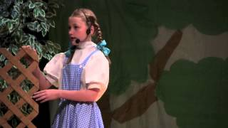 SSV presents The Wizard of Oz