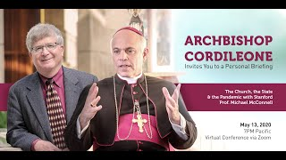 The Church, the State & the Pandemic with Stanford Prof. Michael McConnell