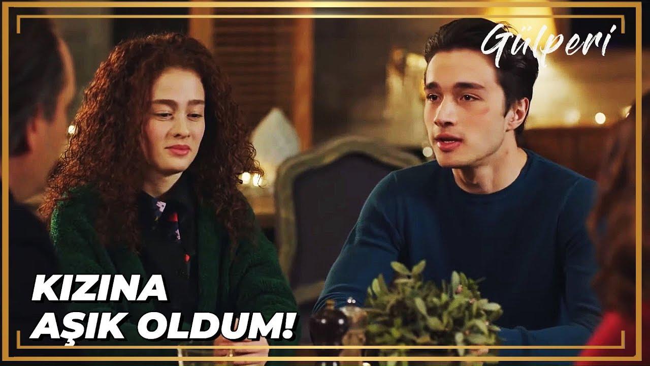 Artemis ve Hasan, Aşklarını Gülperi ve Kadir'e Söyledi - Gülperi 22.Bölüm
