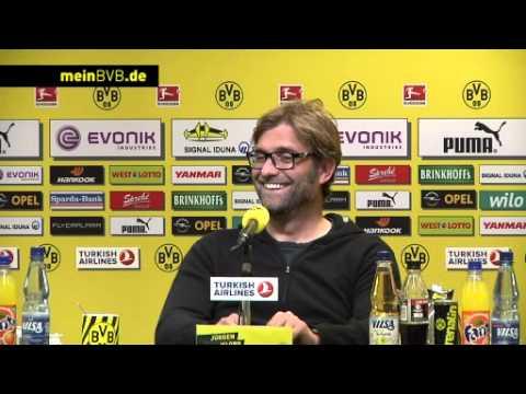 BVB - Bayern Müchen: Die Pressekonferenz mit Jürgen Klopp und Hans-Joachim Watzke