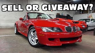 Your Chance To Own My Bmw M Roadster