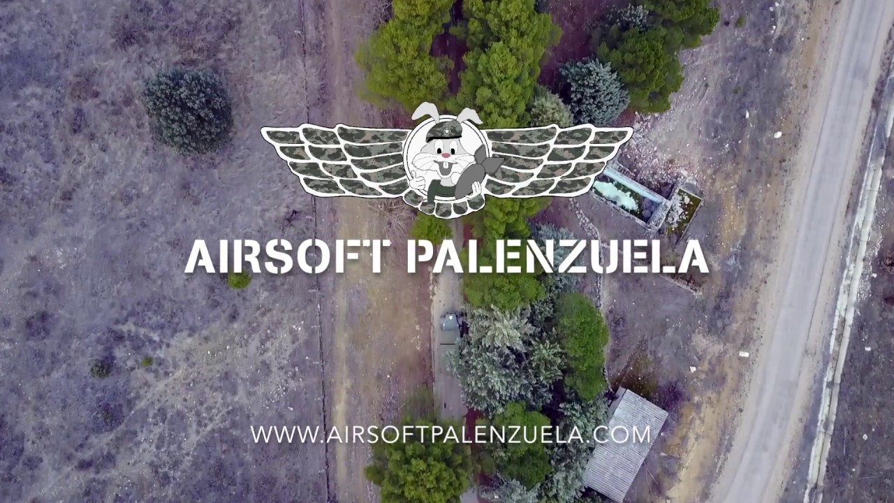 ¡Bienvenidos a Airsoft Palenzuela!