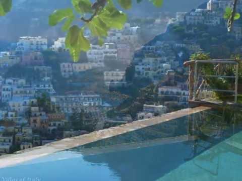 Luxury Rental Villa in Positano - the Jewel of the Amalfi Coast http://www.PrivateVillasofItaly.com