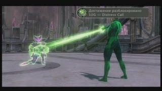 Green Lantern Full game Walktrought Gameplay part 7 XBOX 360 PS 3 PC