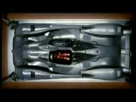 Audi R10 TDI Commercial