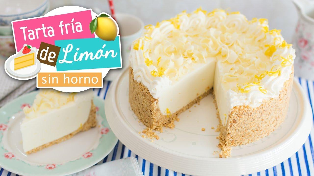 Pie de limon