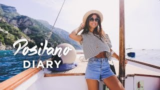 Italian Adventures in Positano | Mimi Ikonn Vlog