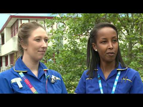 Nursing, Midwifery and Allied Health Professional Conference 2017