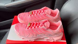 Nike Air Max Plus City Special Atlanta ATL Pink shoes - YouTube