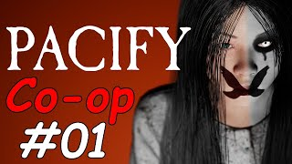 (Co-op) Cùng chơi game kinh dị đêm muộn | PACIFY | Part 01