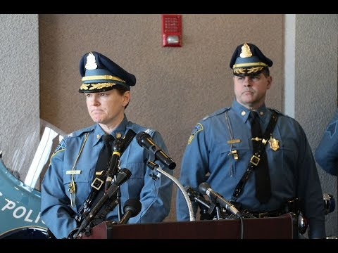 19 Massachusetts State Police troopers to face hearings after not working enforcement on Pike