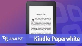 Leitor digital Amazon Novo Kindle Paperwhite [Análise] - TecMundo