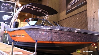 2017 Master Craft NXT20 Wake Boat - Walkaround - 2017 Montreal Boat Show