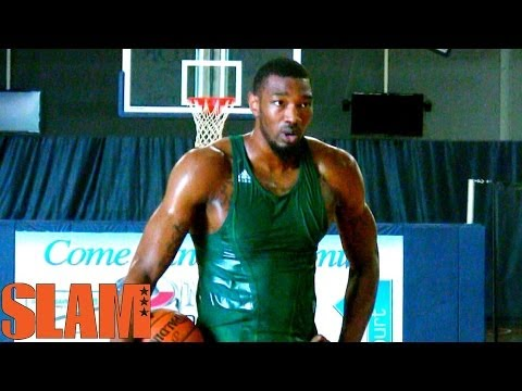 Cory Jefferson 2014 NBA Draft Workout - Athletic Big Man with NBA Three Point Range