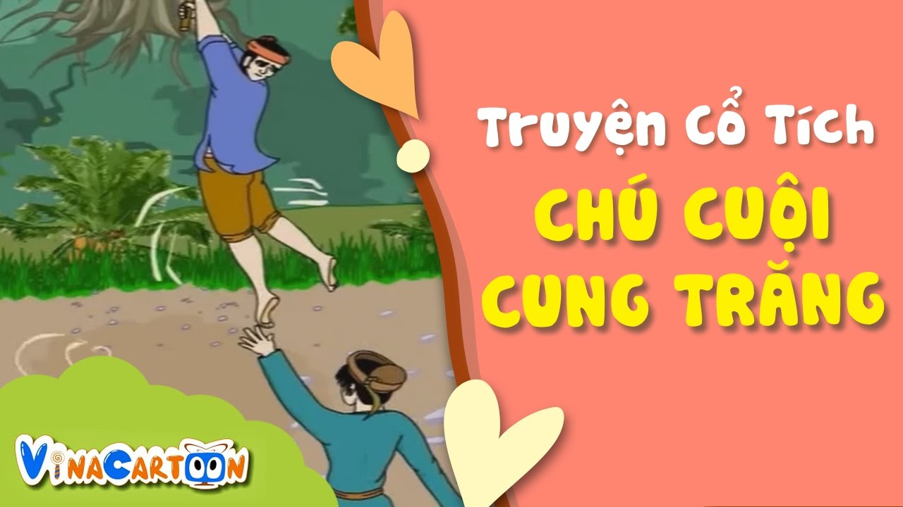 Truyện Cổ Tích Việt Nam - Chú Cuội Cung Trăng | Kể Chuyện Bé Nghe - YouTube