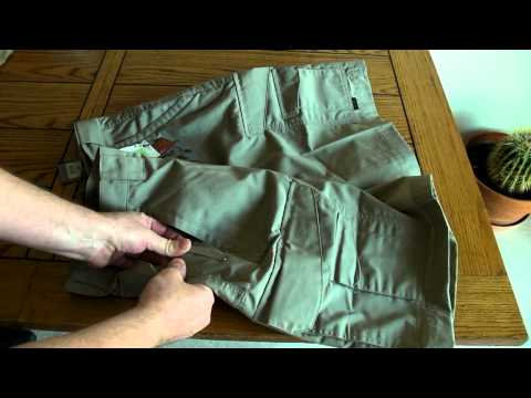 019e9af7c4266 True Spec 24 7 Tactical Cargo Shorts/Pants Review Simular To 511 - YouTube
