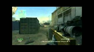 qunetin moi mistersheadshoot mw3 game clip snip ps3