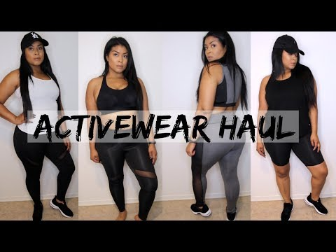 Activewear Haul & TRY ON | http://bit.ly/2m3F6Vh