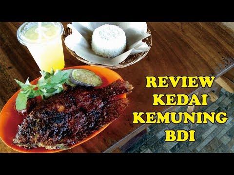 REVIEW KEDAI KEMUNING BDI [Food Vlog]