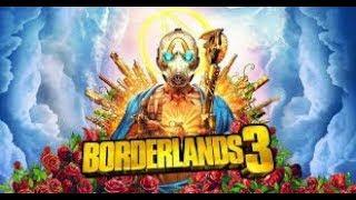 Borderlands 3 Gametest Ryzen 3600 RTX 2060 16gb 3200mhz 21:9 2560x1080