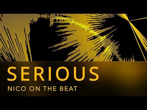 "Aggressive Trap Instrumental Hard Hip Hop Rap Beat - ""Serious"" (Prod. Nico on the Beat)"