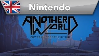 Another World: 20th Anniversary Edition - Nintendo eShop Trailer (Wii U & Nintendo 3DS)