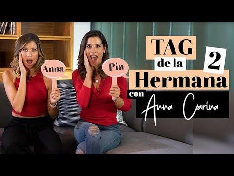#YaNoYa: El tag de la hermana * 2da parte con Anna Carina - Pía Copello