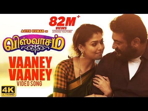 Baixar Vaaney Vaaney Full Video Song | Viswasam Video Songs | Ajith Kumar, Nayanthara | D Imman | Siva