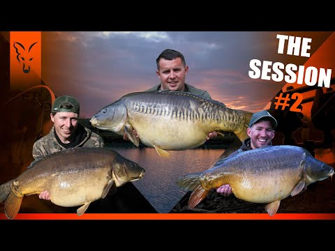 Fishing For HUGE Carp In The UK